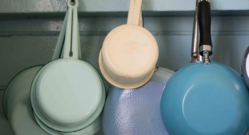 Eerste hulp bij potten en pannen