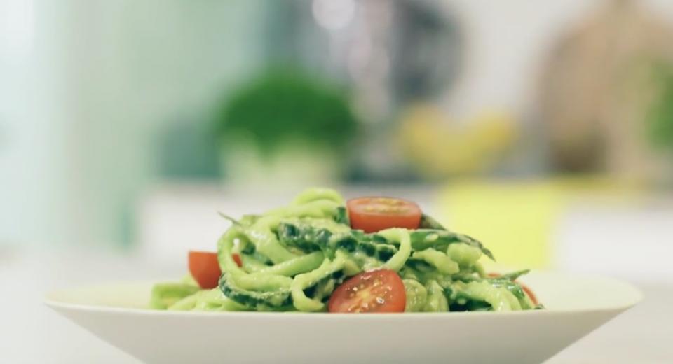 Minder koolhydraten, meer groenten