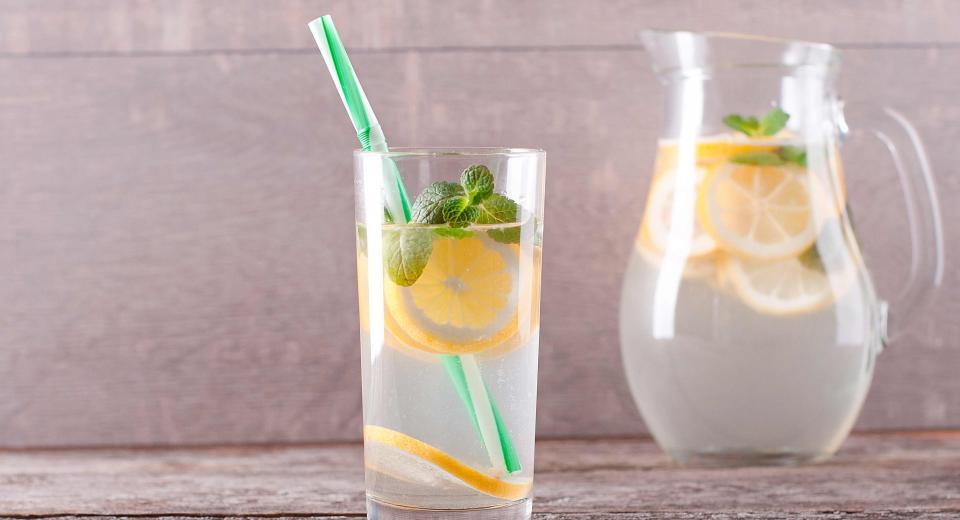Drink vóór je dorst krijgt
