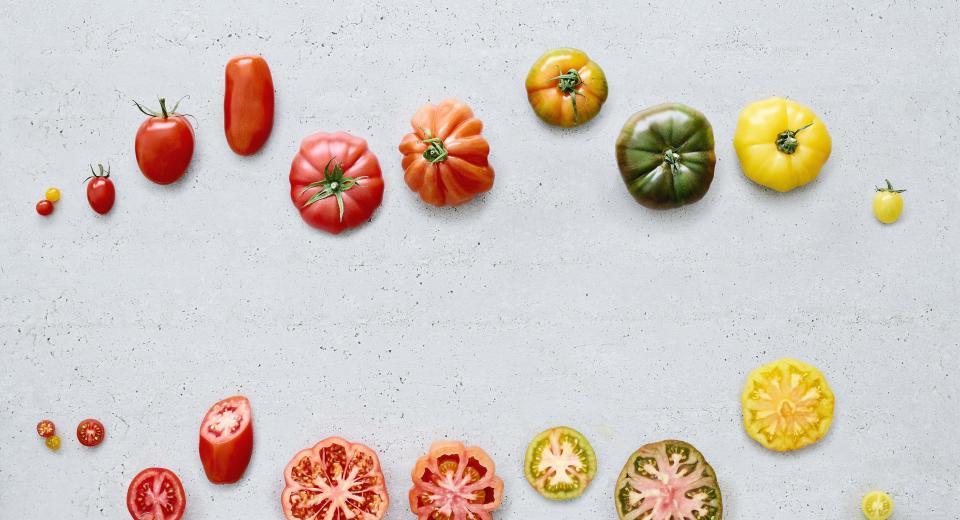 Met deze 10 tomatensoorten maak je de lekkerste gerechten