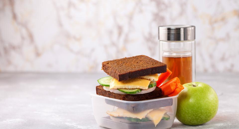 Zo maak je de lunchbox van je kind gezond(er)