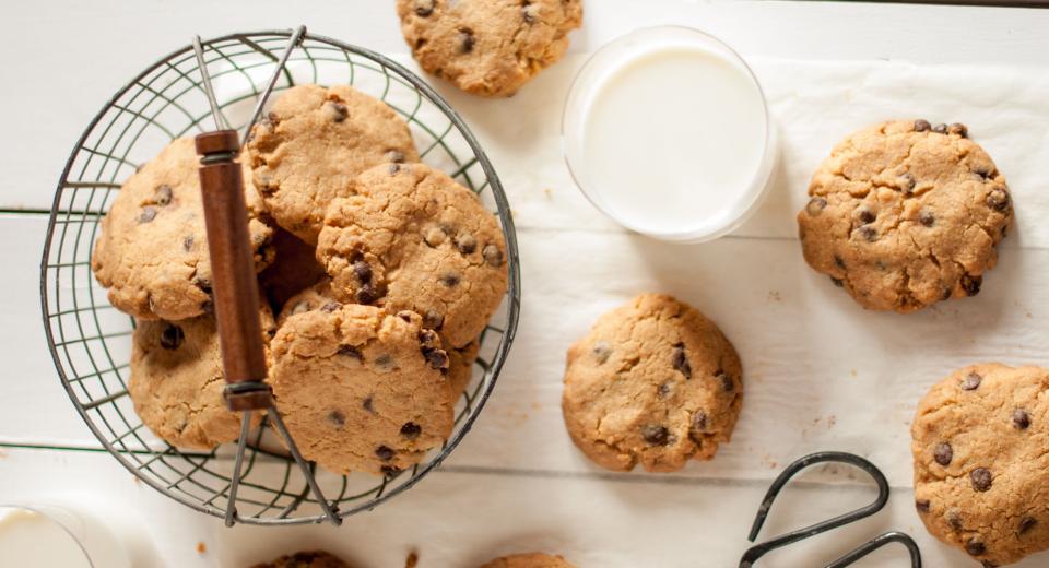 4 recettes de cookies pour la récré