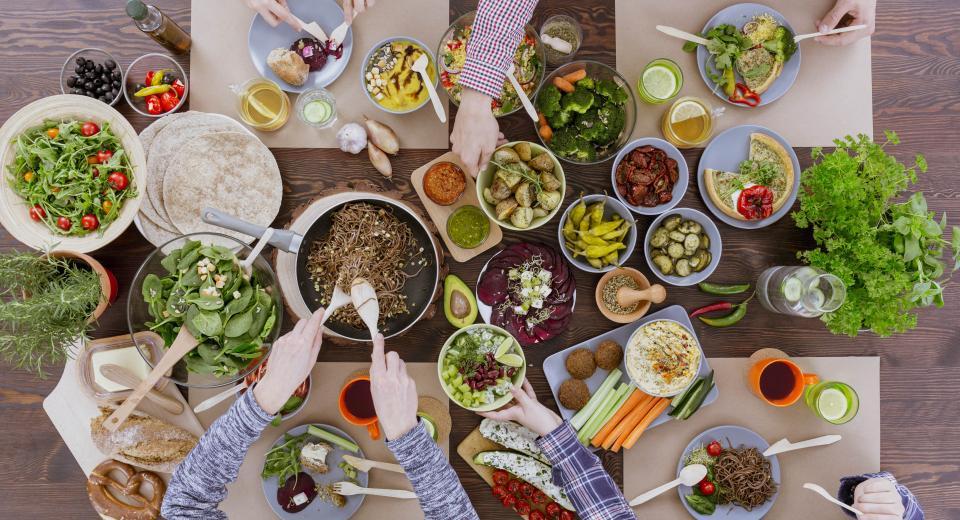 Infos et recettes: notre dossier 100% végétarien