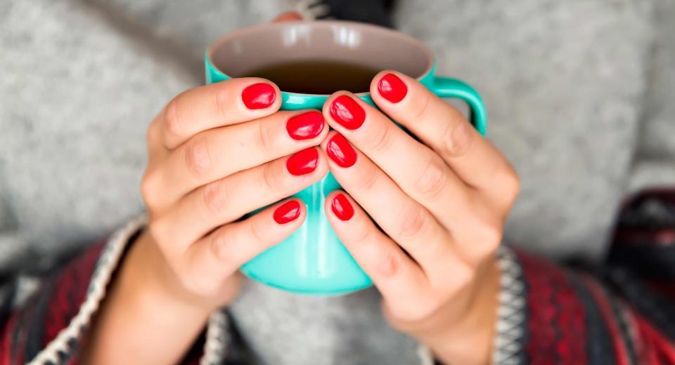 8 goede redenen om thee te drinken