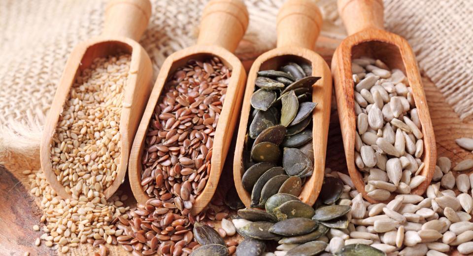 10 recettes à base de graines - Cuisine et Recettes - Recette - Femmes  d'Aujourd'hui Délices