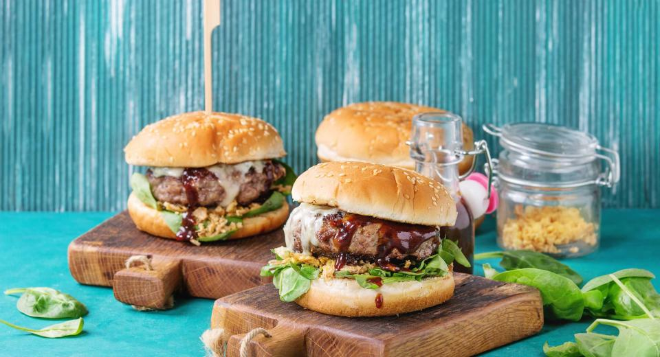 Zo maak je de perfecte hamburger