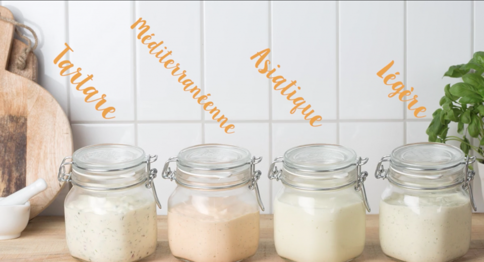 Comment sublimer une mayonnaise maison?