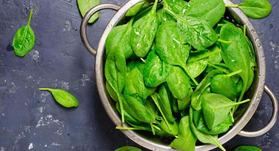 spinazie koken giftig