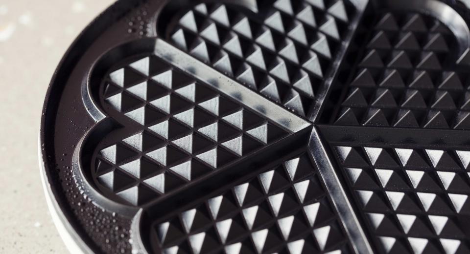 Tophack: zo maak je je wafelijzer makkelijk schoon