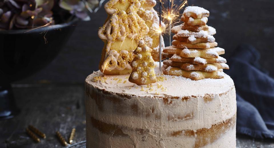 32 feestelijke desserten voor kerst