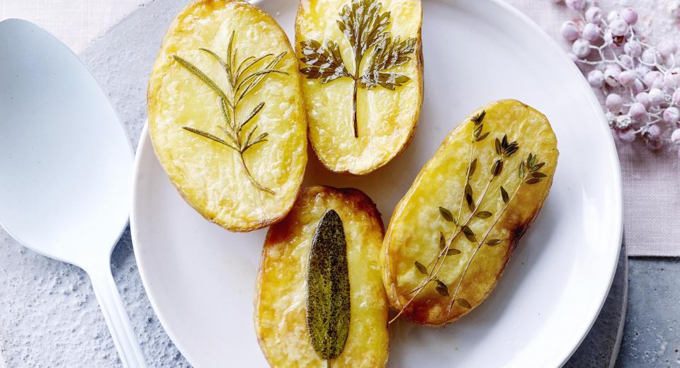 25x feestelijke aardappelen
