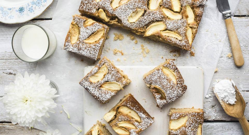 Pommes: 13 desserts gourmands à partager