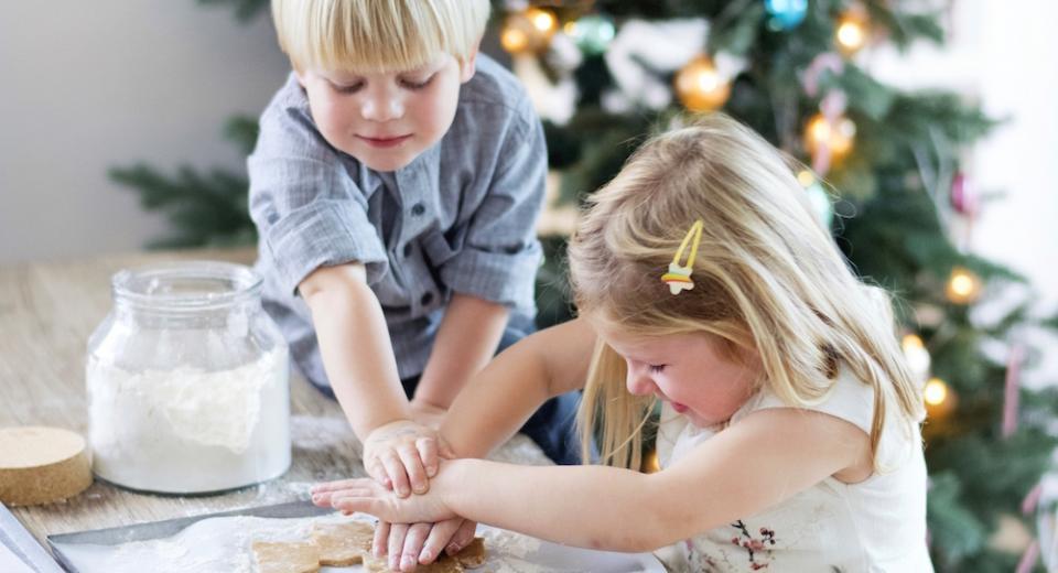 Noël pour les enfants: des recettes sucrées rigolotes