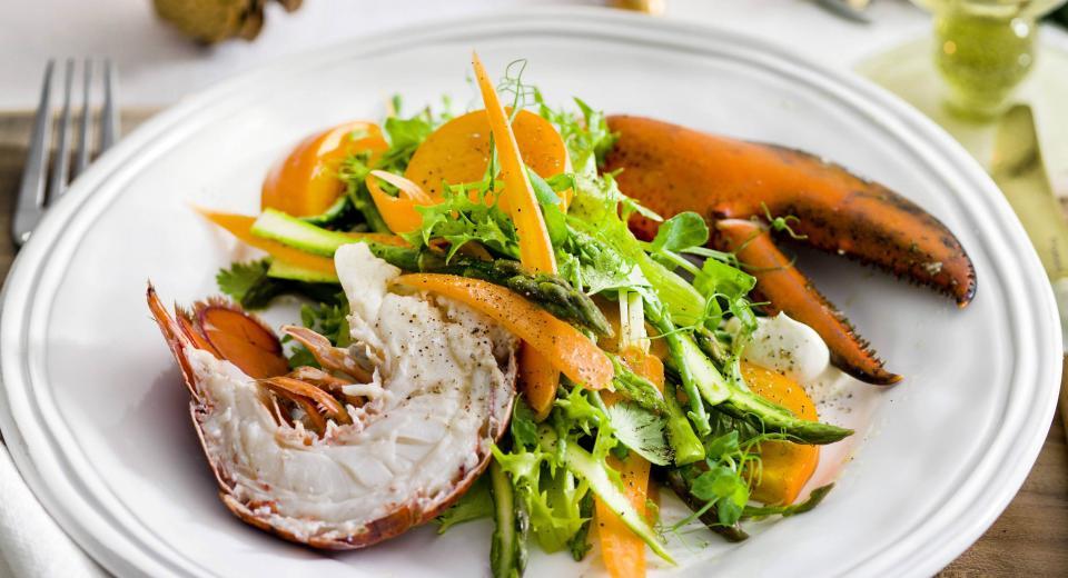 10 recettes à base de homard pour votre table de Noël