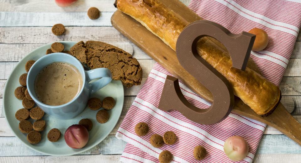 Quelle friandise de Saint-Nicolas est la plus calorique?