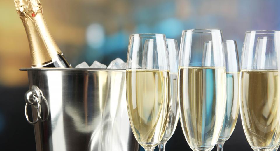 5 astuces pour servir le Champagne