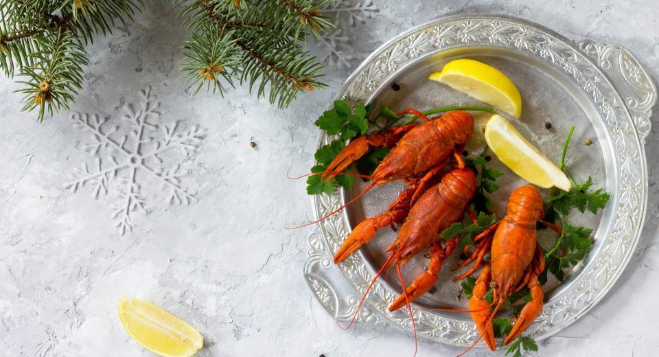 Fetes De Fin D Annee Zoom Sur La Langoustine Cuisine Et