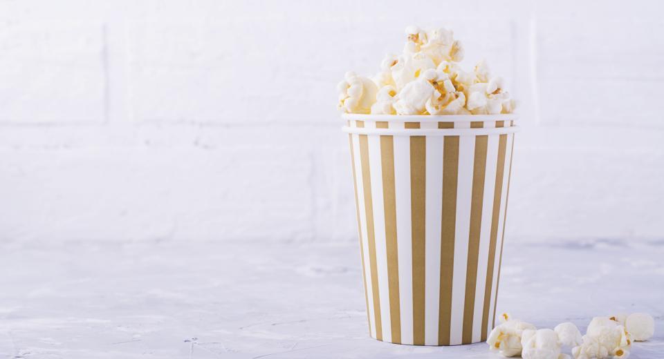 Nos meilleures recettes de pop-corn