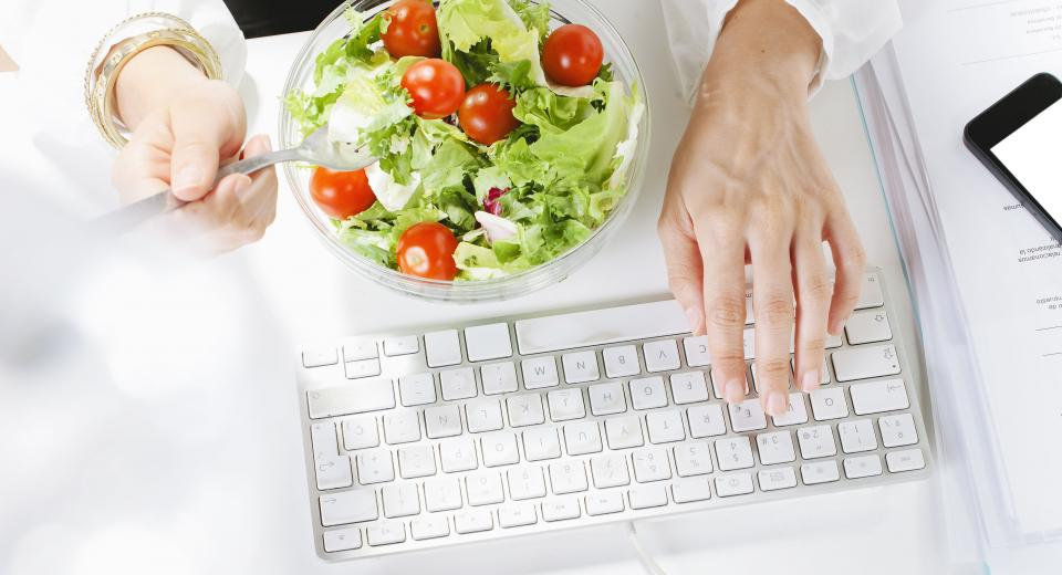 5 conseils pour manger sainement au boulot