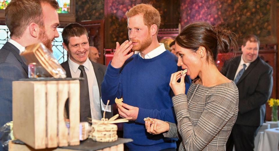 Harry et Meghan ont choisi leur gâteau de mariage!