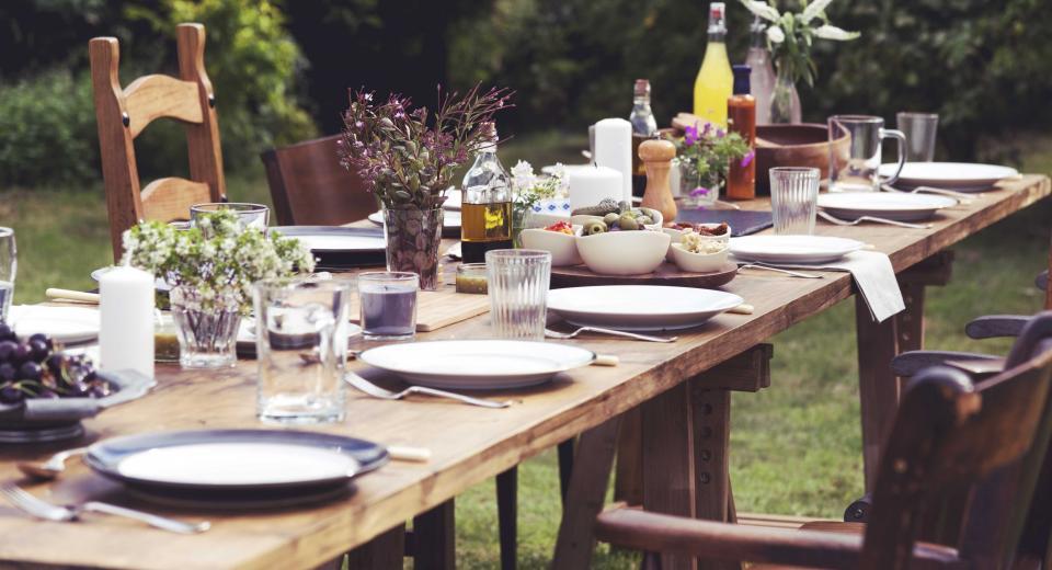 Etentjes met een thema: 8 leuke ideeën