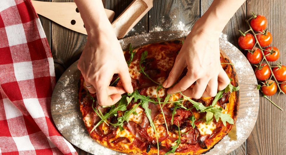 Zo bak je de perfecte pizza
