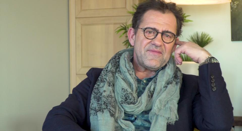 """Michel Sarran: """"Je ne suis pas un cuisinier passionné"""" (vidéos)"""