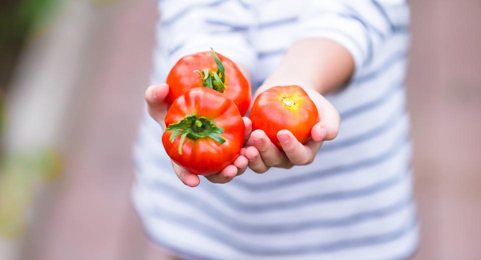Veganistisch eten voor kinderen: waar moet je op letten?