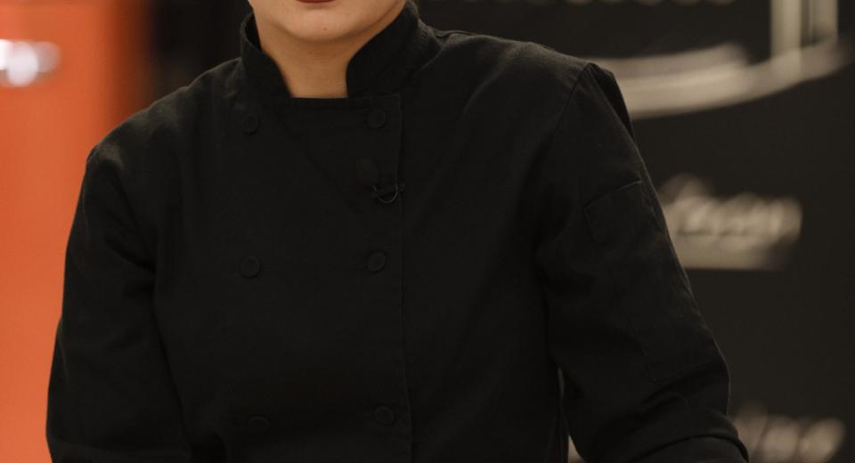 Top Chef 2018: la salade de lentilles beluga à la rose de Tara