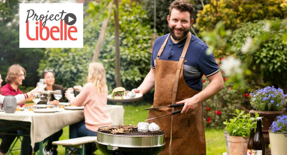 Project Libelle: dé ultieme tips voor de perfecte barbecue met Gilles Draps