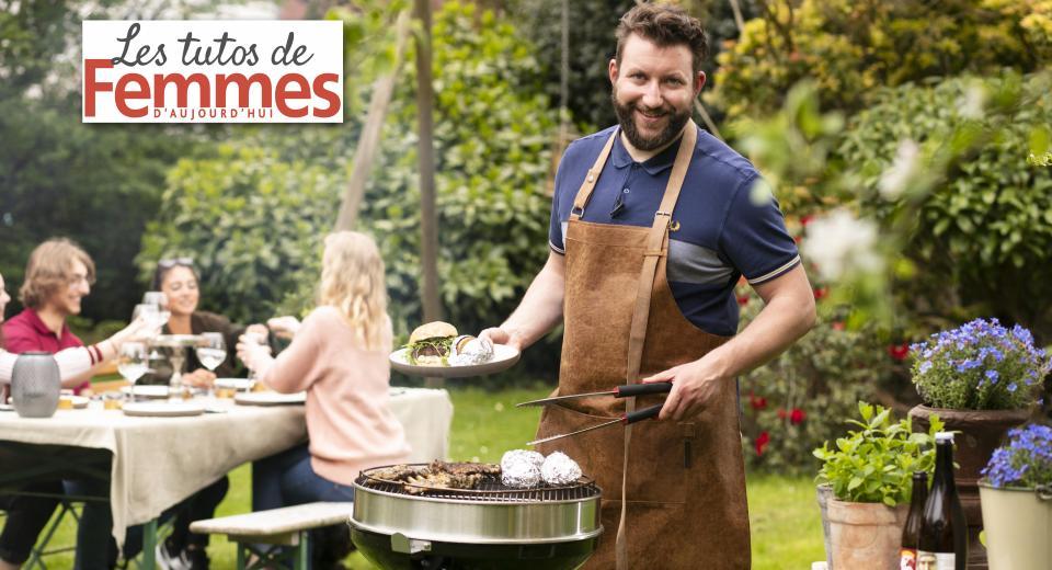 #TutosBBQ: Le roi du barbecue Gilles Draps vous partage ses meilleures techniques et recettes