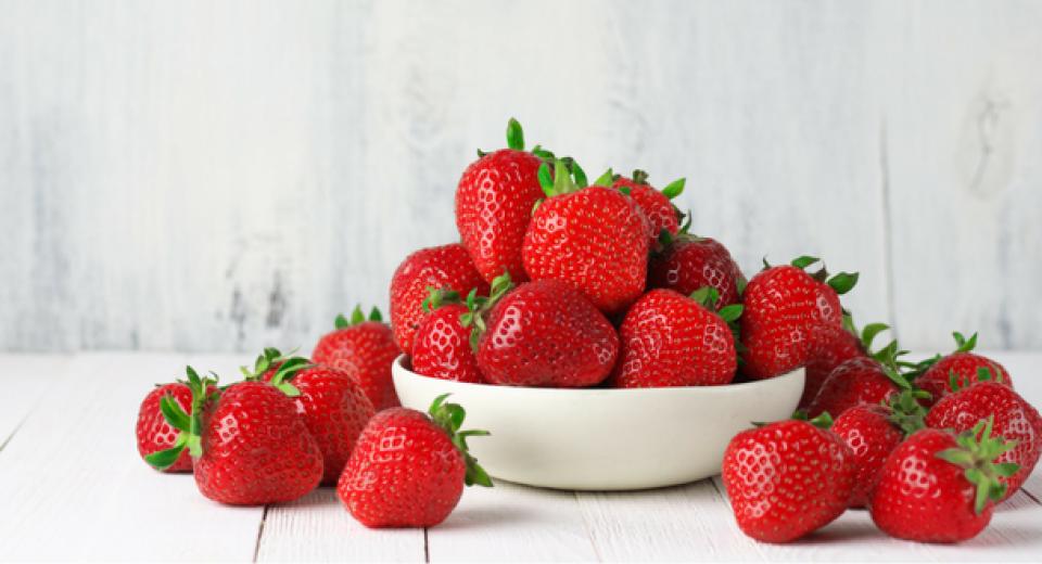 5 redenen om vaker aardbeien te eten