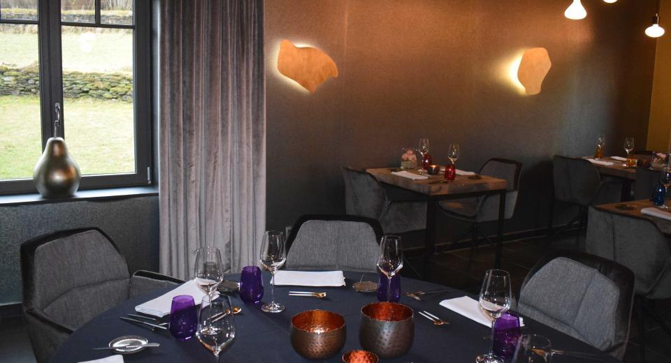 La Fleur De Thym Restaurant Intimiste Classique Mais Inventif
