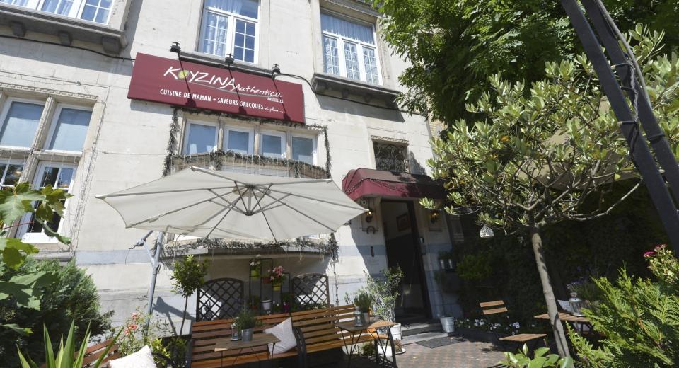 Cuisine De Maman Et Saveurs Grecques Chez Koyzina Authentica