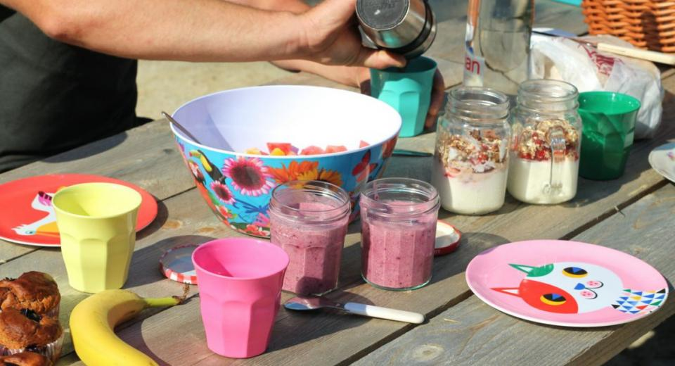 Heerlijke Tuin Vakantiegevoel : Picknickplekken die jou een instant vakantiegevoel opleveren
