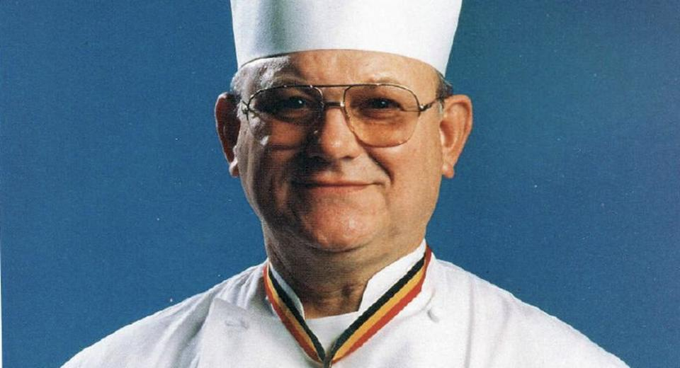 Le grand chef belge Pierre Romeyer est décédé