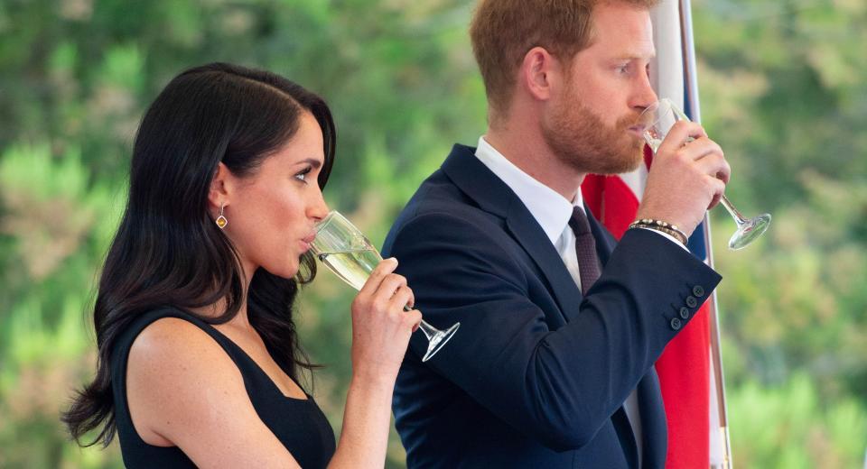 Meghan Markle et la famille royale ne peuvent pas manger cet ingrédient