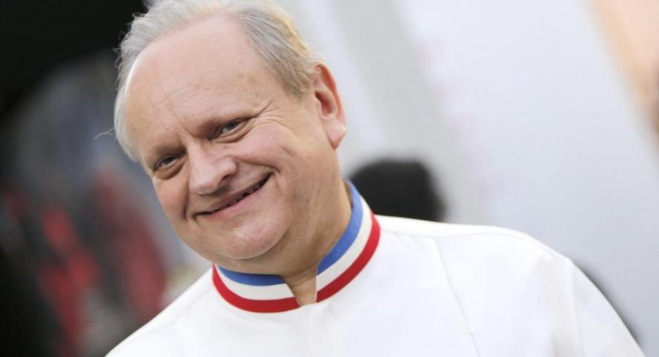 Le chef cuisinier Joël Robuchon est décédé