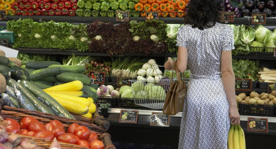 Les 9 légumes les moins caloriques
