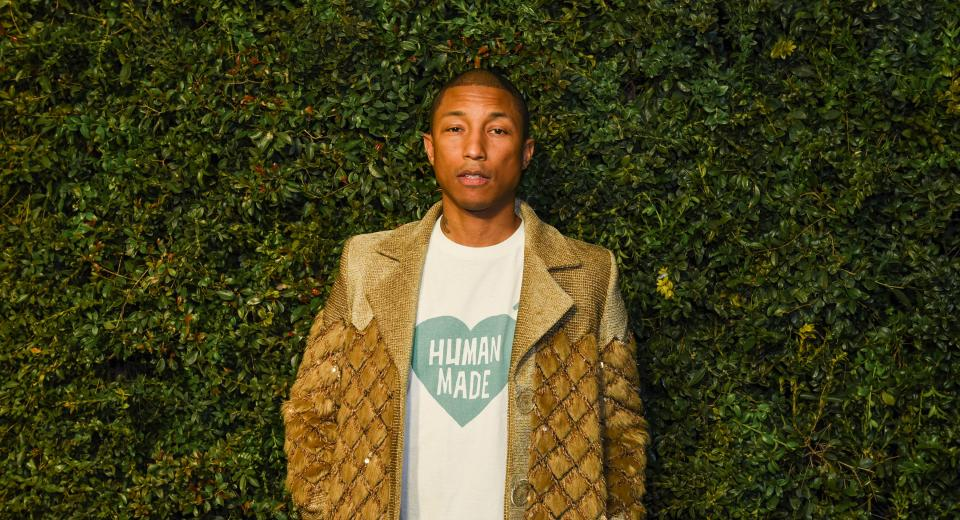 Pharrell Williams: fan d'un restaurant belge!