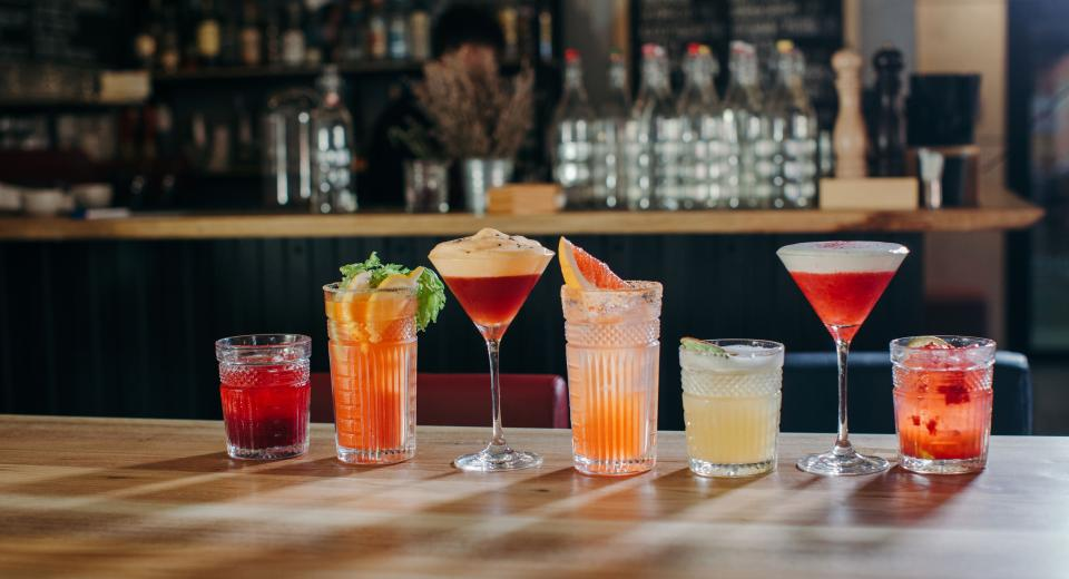 Ne manquez pas la Brussels Cocktail Week!