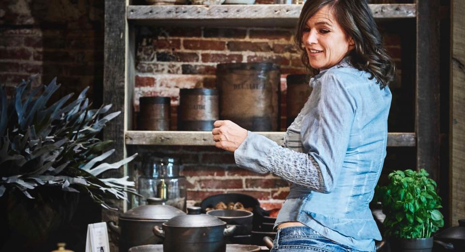 Eten à la Pascale Naessens: hoe begin je eraan?