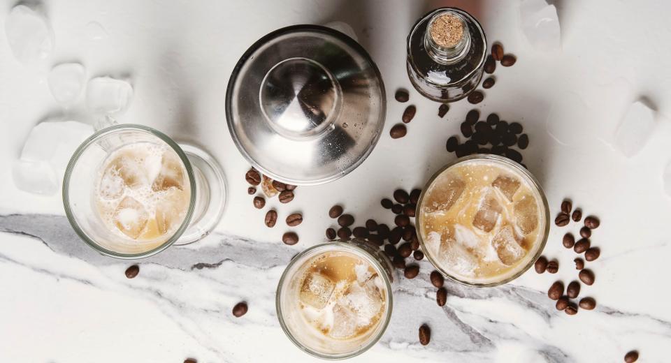 3 recettes pour faire un cocktail au café