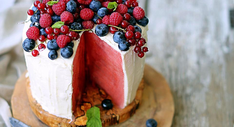 3x gezonde desserts met watermeloen
