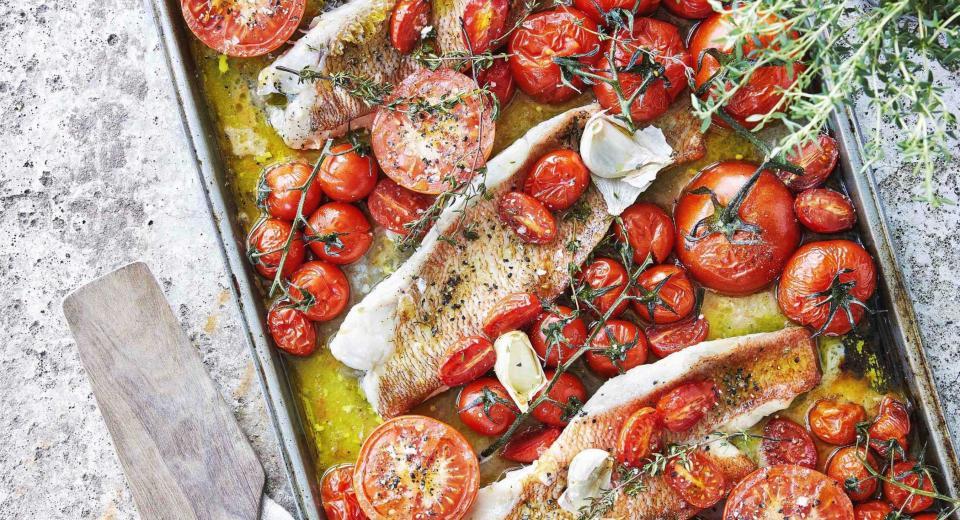 Hét kookboek voor drukke dagen: Koken uit één pan