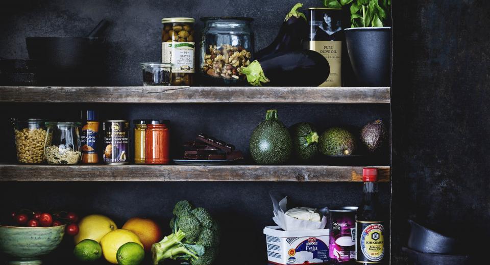 19 ingrédients à avoir dans son placard, selon Pascale Naessens