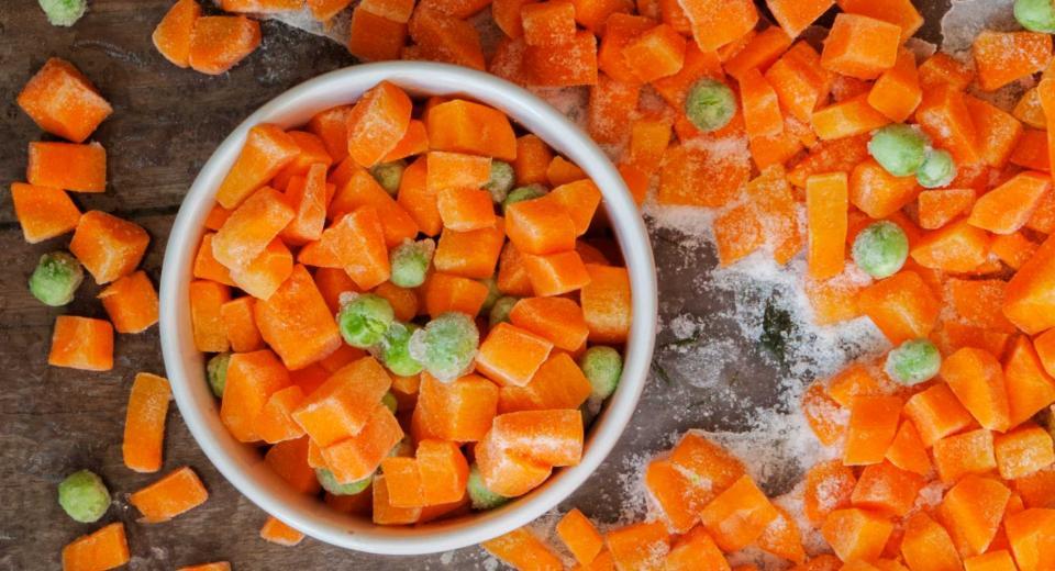 5 dingen waarop je moet letten als je kookt met diepvriesgroenten