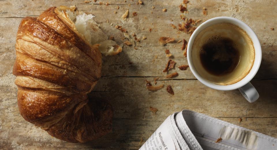 Vous ne buvez pas votre premier café à la bonne heure!