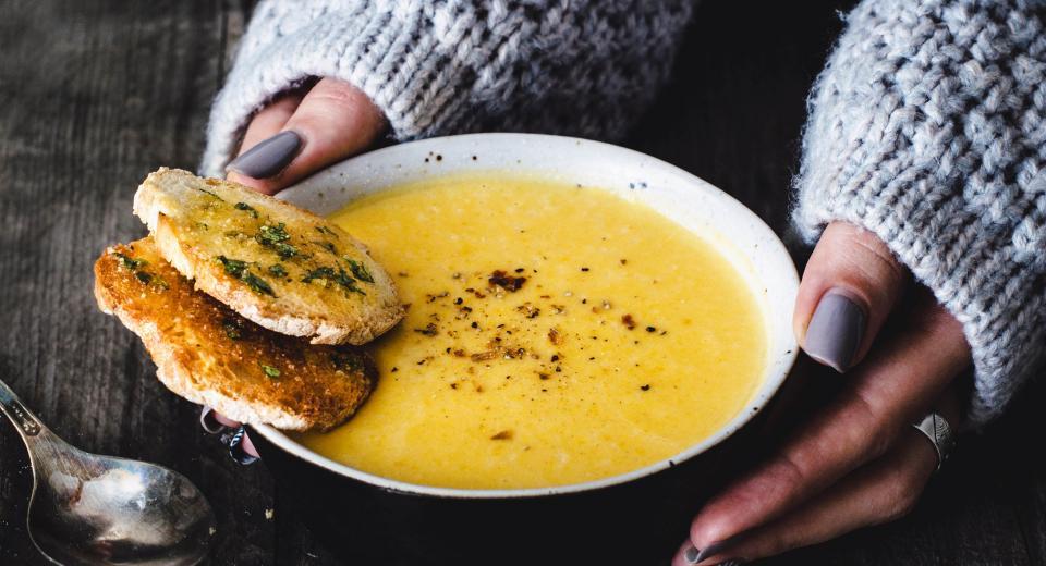 22 recettes salées pour l'automne
