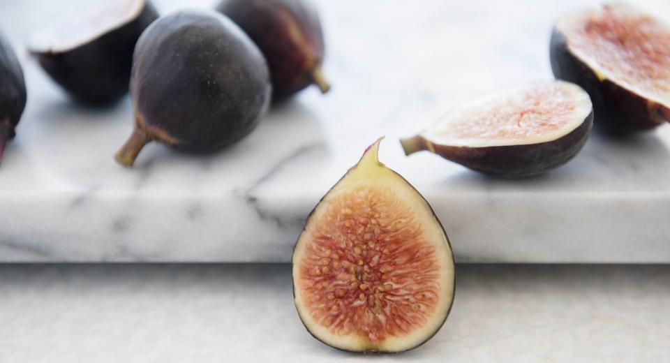 12 recettes avec des figues